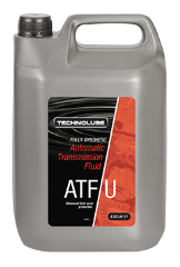 ATF-U Automatic transmission fluid available in 5 Litre